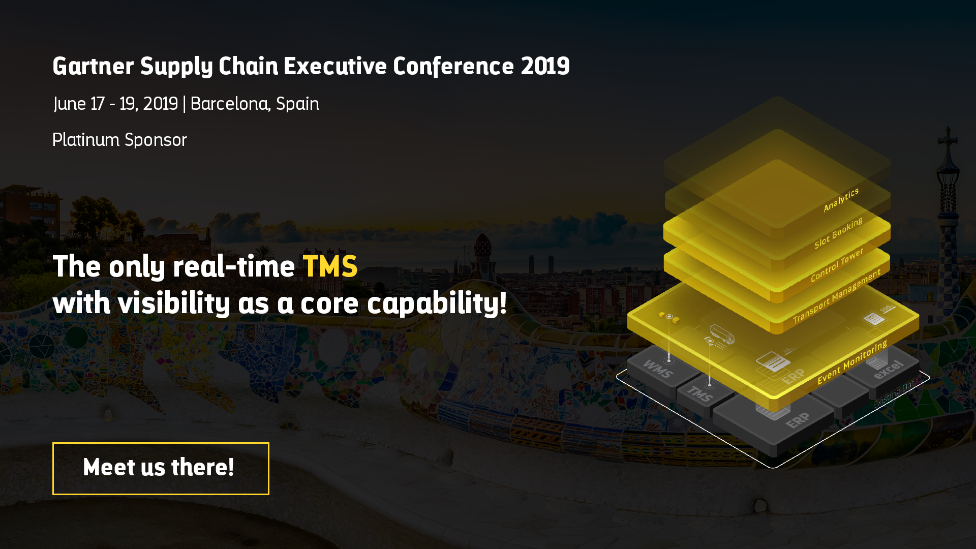 Gartner Supply Chain Executive Conference 2019 Barcelona