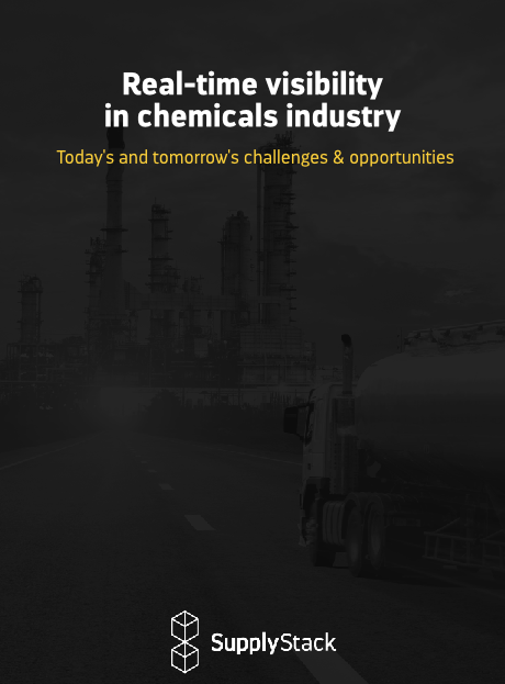 Real-time visibility in chemicals industry